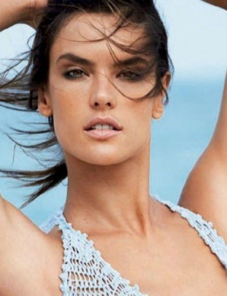 """Seksi Alesandra Ambrosio za """"Vogue Brazil"""""""