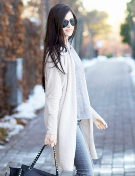Stil blogerke: Rejčel Parsel