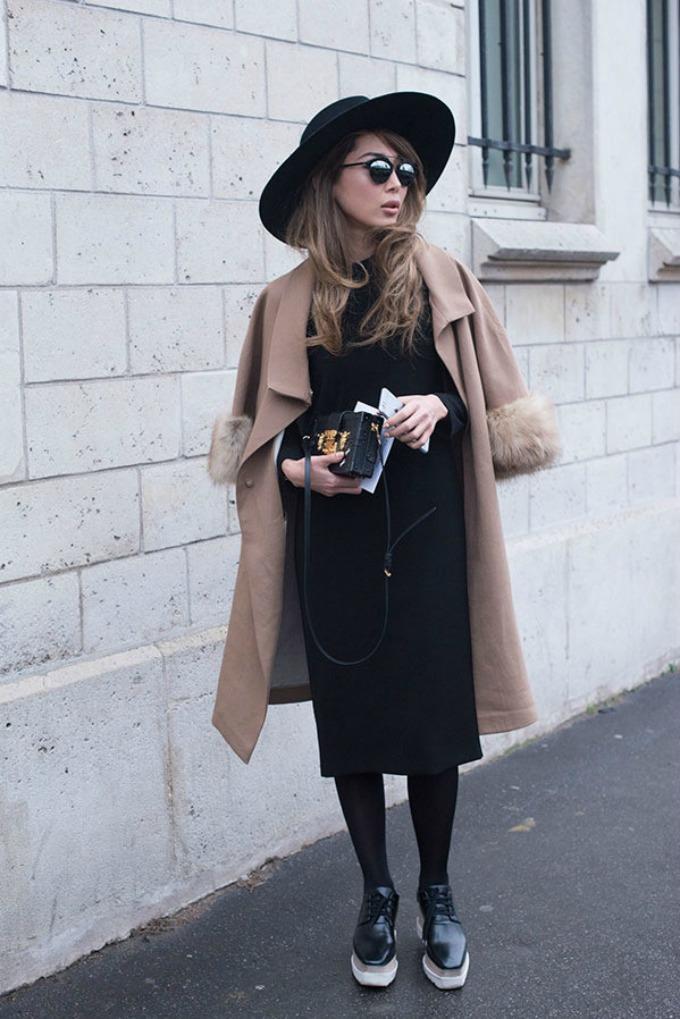 street style pariz Nedelja mode u Parizu: Street style
