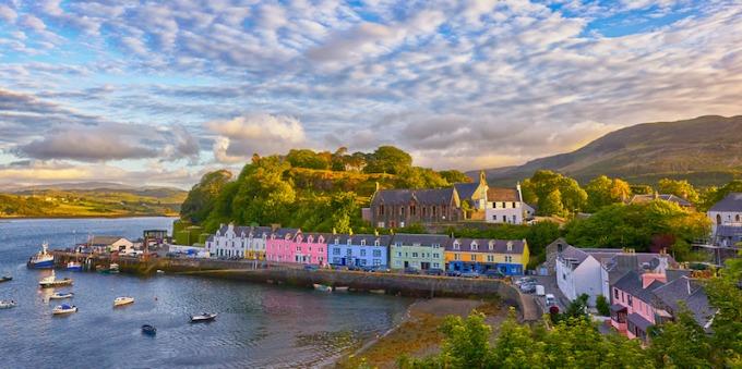 Škotska Gde treba da otputuješ ako imaš 20 i kusur godina?