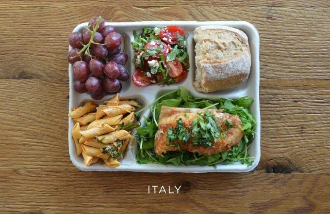 Šta se ruča širom sveta Šta se ruča širom sveta?