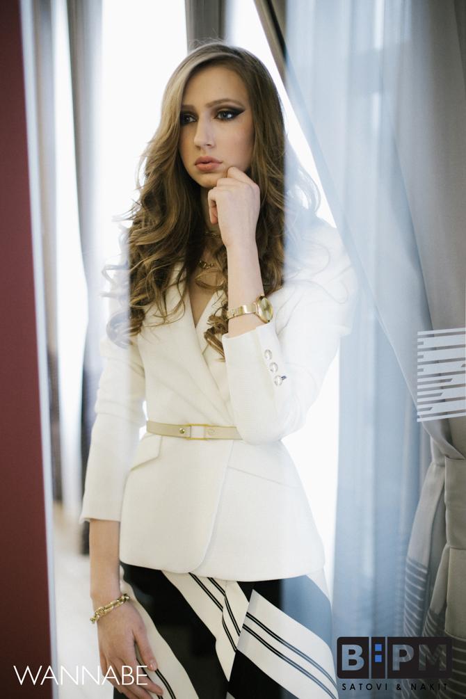 1 BPM modni predlog Wannabe magazine 1 BPM Watches modni predlog: Zlatni detalji i poslovni stil