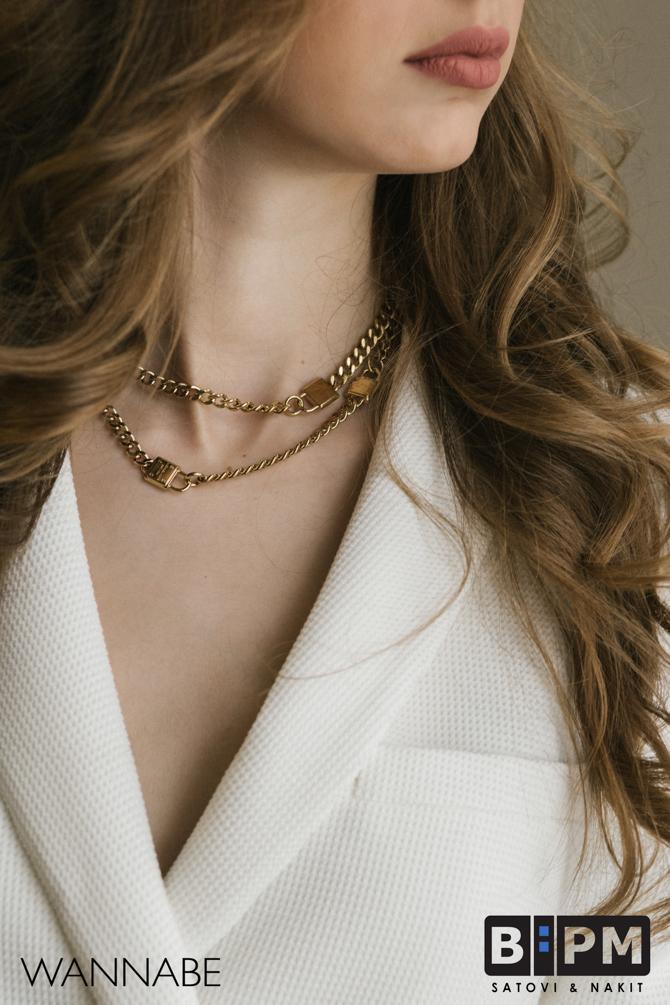 1 BPM modni predlog Wannabe magazine 6 BPM Watches modni predlog: Zlatni detalji i poslovni stil