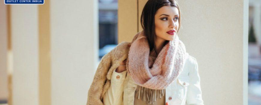 Fashion Park Outlet Inđija modni predlog: Zima u nežnim tonovima