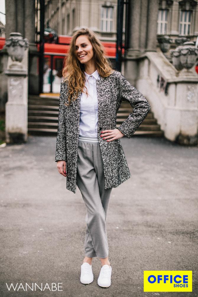 2 Fashion predlog Wannabe magazine office 7 i 17shoes 21 Office Shoes modni predlog: Sportska elegancija