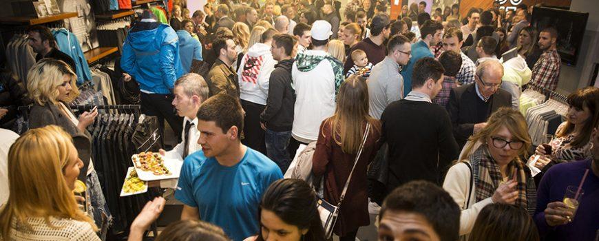 Otvorena najmodernija Nike prodavnica u regionu