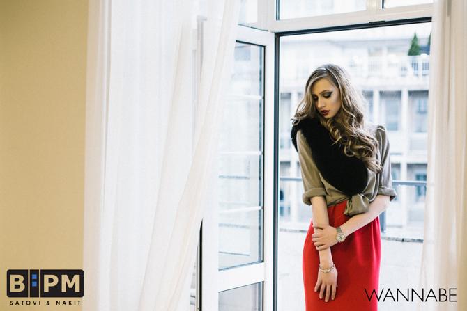 4 BPM modni predlog Wannabe magazine 12 BPM Watches modni predlog: Glamurozna na svečanosti