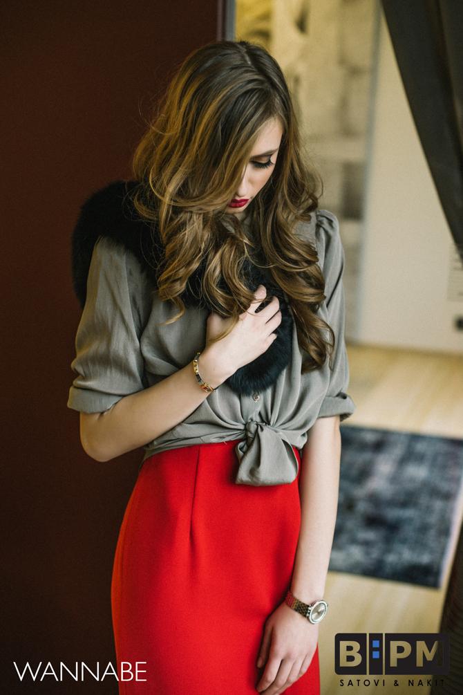 4 BPM modni predlog Wannabe magazine 20 BPM Watches modni predlog: Glamurozna na svečanosti