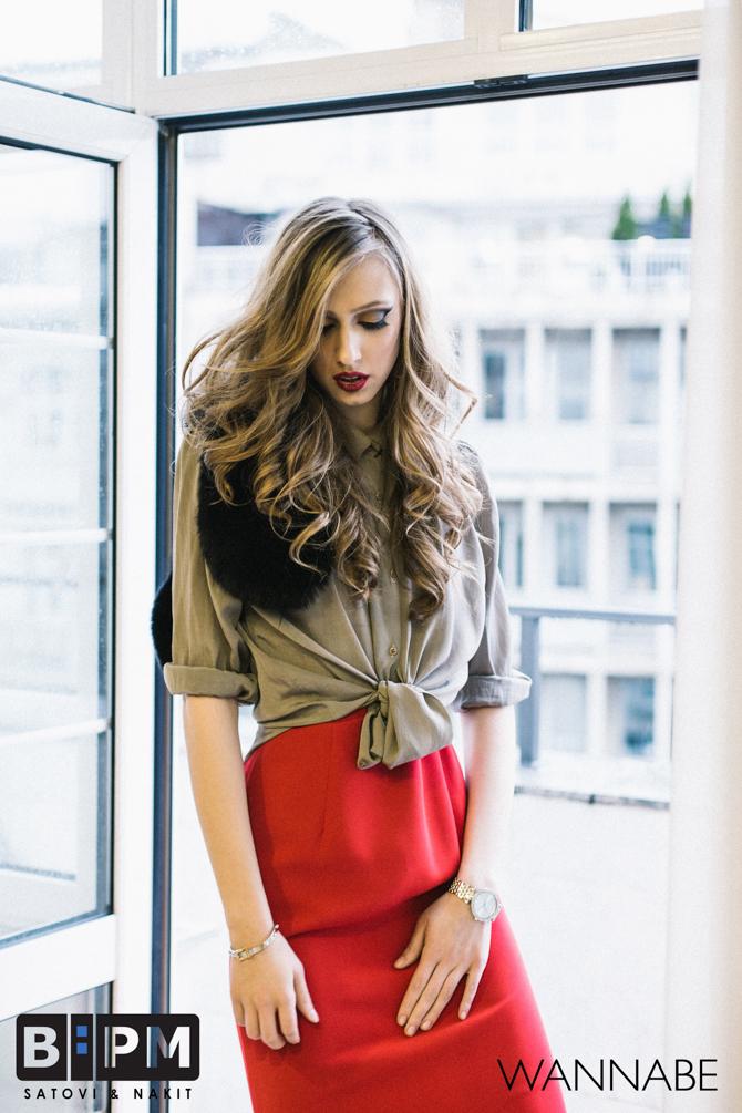 4 BPM modni predlog Wannabe magazine 3 BPM Watches modni predlog: Glamurozna na svečanosti