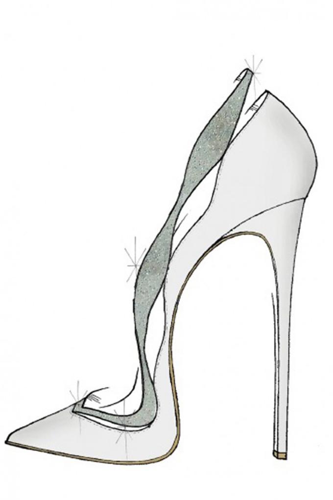 Alexandre Birman Dizajneri kreiraju cipele za Pepeljugu