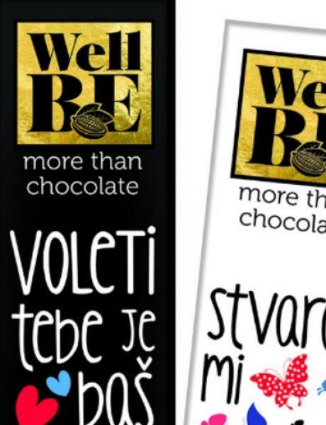 WellBE poručuje: Pokažite ljubav na najslađi način