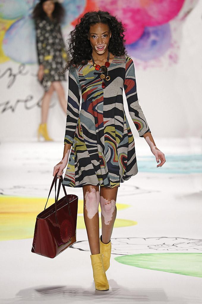 Desigual Fall 2015 16 Dnevnik iz Njujorka: Nedelja mode