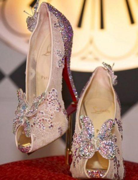 Dizajneri kreiraju cipele za Pepeljugu