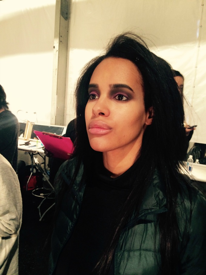 Dnevnik iz Njujorka Šminka sa Nedelje mode 2 Dnevnik iz Njujorka: Šminka sa Nedelje mode