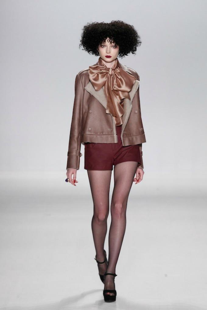 Dnevnik iz Njujorka Šminka sa Nedelje mode 4 Dnevnik iz Njujorka: Šminka sa Nedelje mode