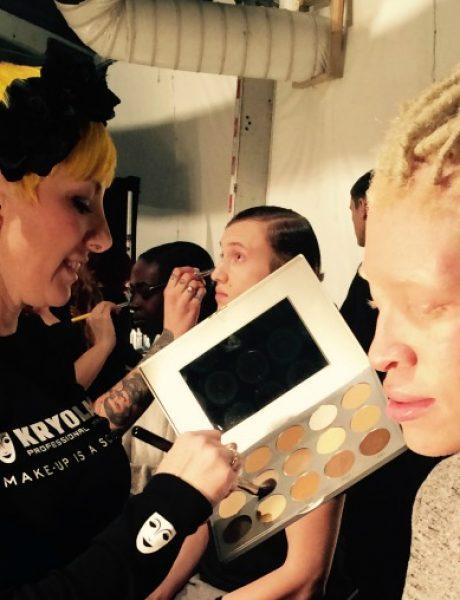 Dnevnik iz Njujorka: Šminka sa Nedelje mode