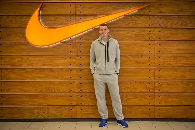 Emir Bekric Otvorena najmodernija Nike prodavnica u regionu