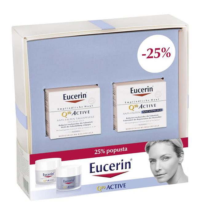 Eucerin Q10 Podmladite svoju kožu uz Eucerin
