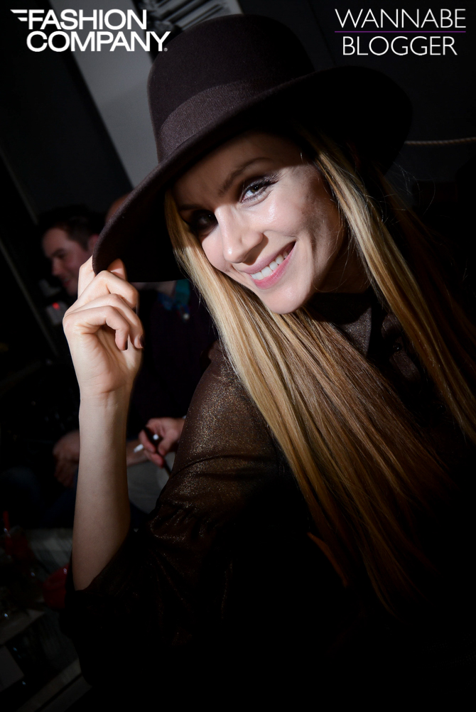 Glumica Jelena Gavrilović Wannabe blogger zurka Ko je pobednica prvog Wannabe Blogger Reality Show a?