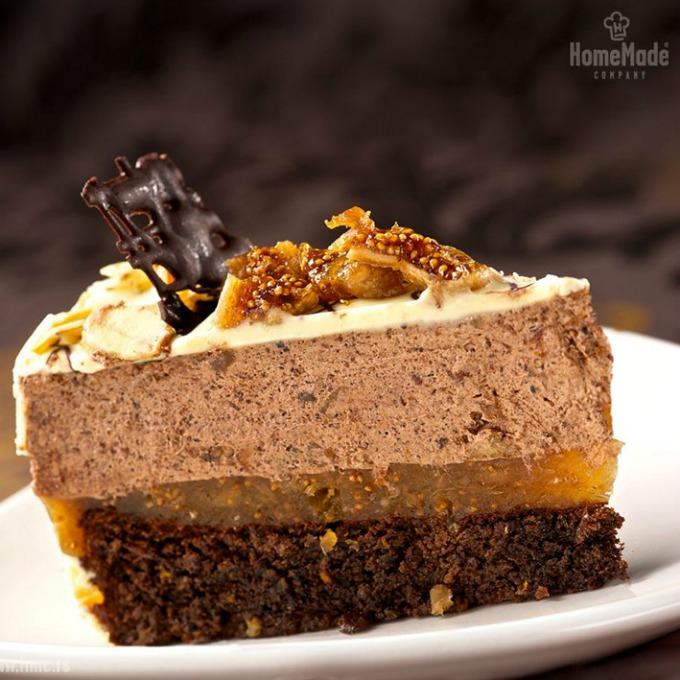 HMC Smokva rogač za tekst Za ljubitelje savršene kombinacije ukusa: Torta Smokva rogač
