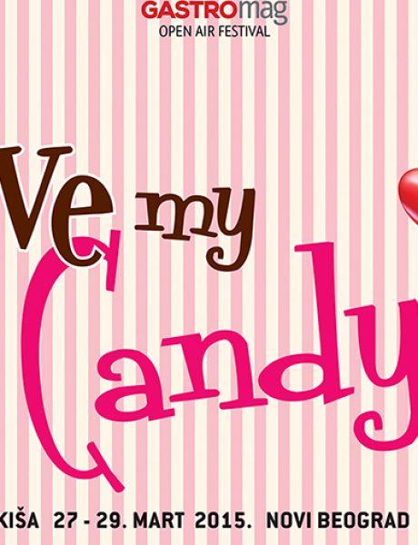 "Svetska zvezda Martin Čifers gostuje na prvom Beogradskom festivalu slatkiša ""I Love my Candy"""