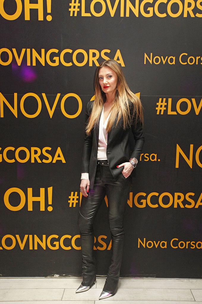 Ines Jankovic Nova Opel Corsa stigla u Srbiju