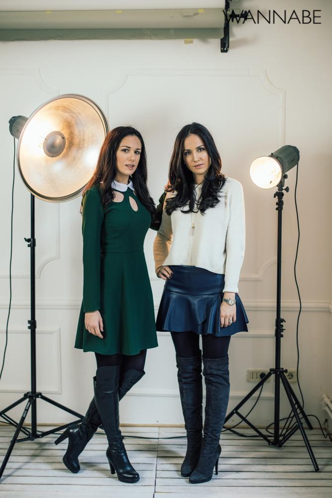 Jovana i Aleksandra Zistakis No Sugar Wannabe magazine Wannabe intervju: Jovana Zistakis i Aleksandra Zistakis Merli, dizajnerke brenda ZISTAKIS