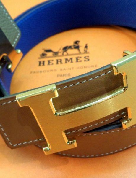 "Kako prepoznati lažni ""Hermès"" kaiš"