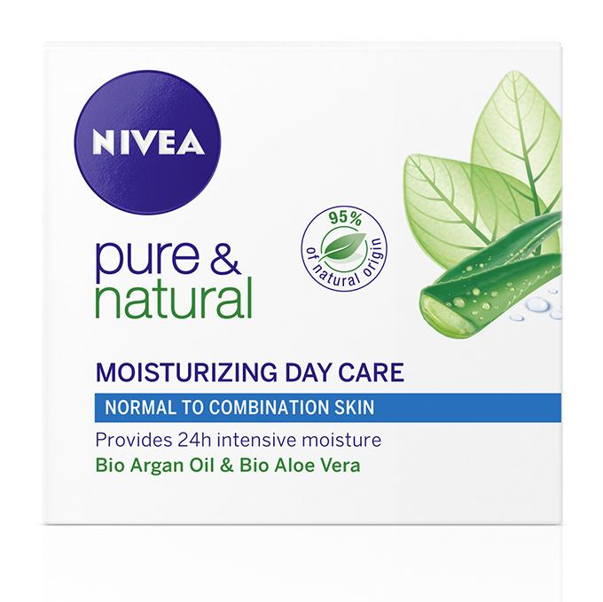 NIVEA Pure Natural hidratantna dnevna krema Koju kremu za lice koristi Kejt Midlton?