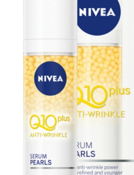 NIVEA Q10plus Serum Pearls protiv bora