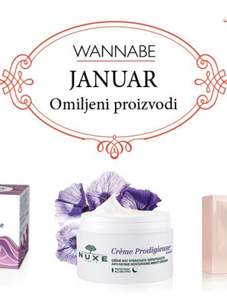 Omiljeni proizvodi iz januara