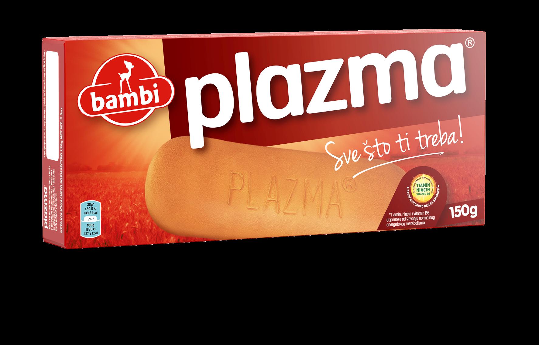 Plazma 150g res Plazma   naša podrška svakog dana!