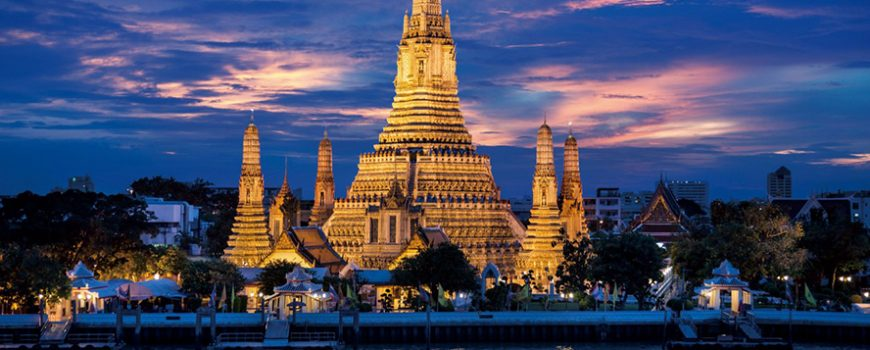 Tajland: Putovanje snova