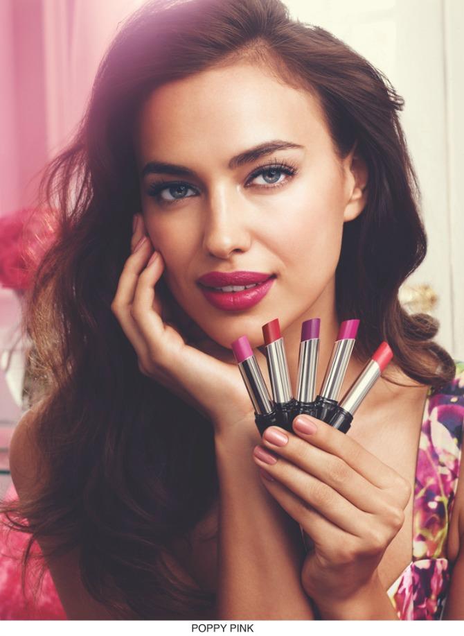 Ultra Color Indulgence ruž za usne Irina Šajk 2 Avon: Negovane usne tokom cele godine