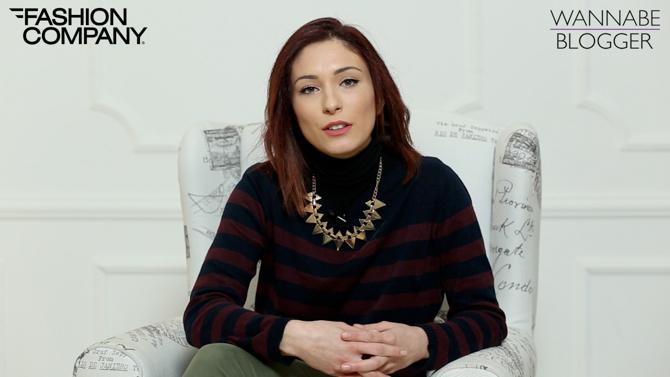 Wannabe blogger show Dragana Marovic Wannabe Blogger Reality Show intervju: Dragana Marović