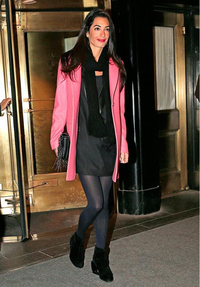 amal alamudin stil nekada Nekad i sad: Stil Amal Kluni