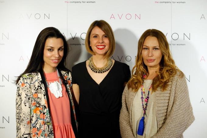 avon postao zvanicni make up partner ane ljubinkovic 4 Avon postao zvanični make up partner Ane Ljubinković