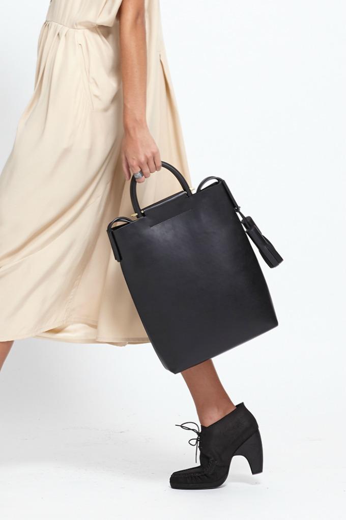 crna torba Vodič kroz poslovni stil: Torbe