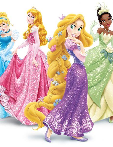 Kako bi kosa Diznijevih princeza izgledala u realnom životu