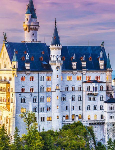 Dvorci iz Diznijevih filmova zaista postoje