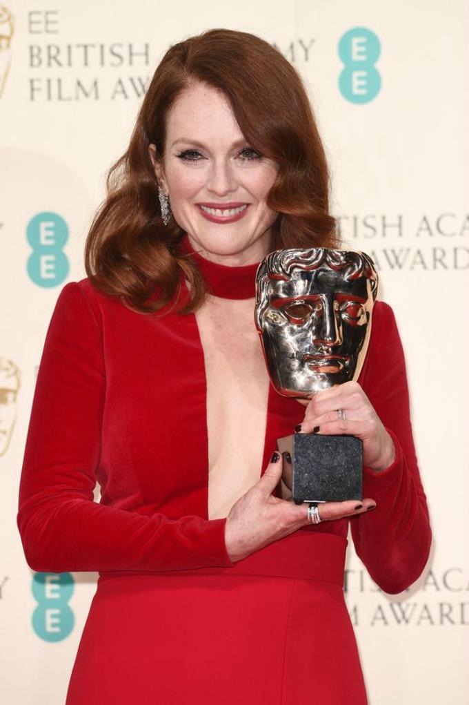 dzulijan mur Dodeljene BAFTA nagrade