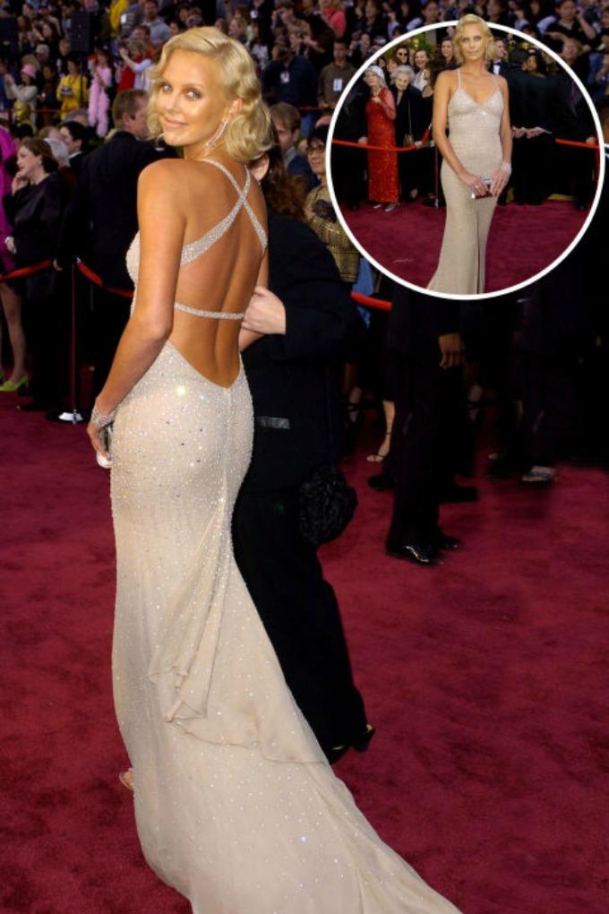 haljine sa crvenog tepiha koje lepse izgledaju otpozadi 1 Golišava leđa sa crvenog tepiha