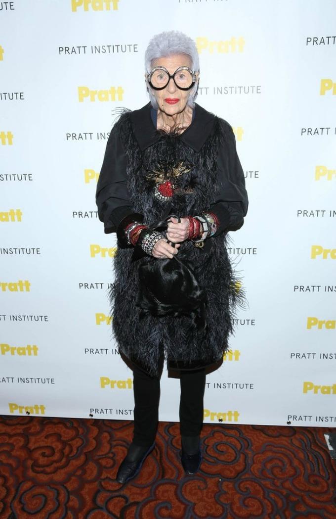 iris apfel Ona je najstarija modna ikona na svetu