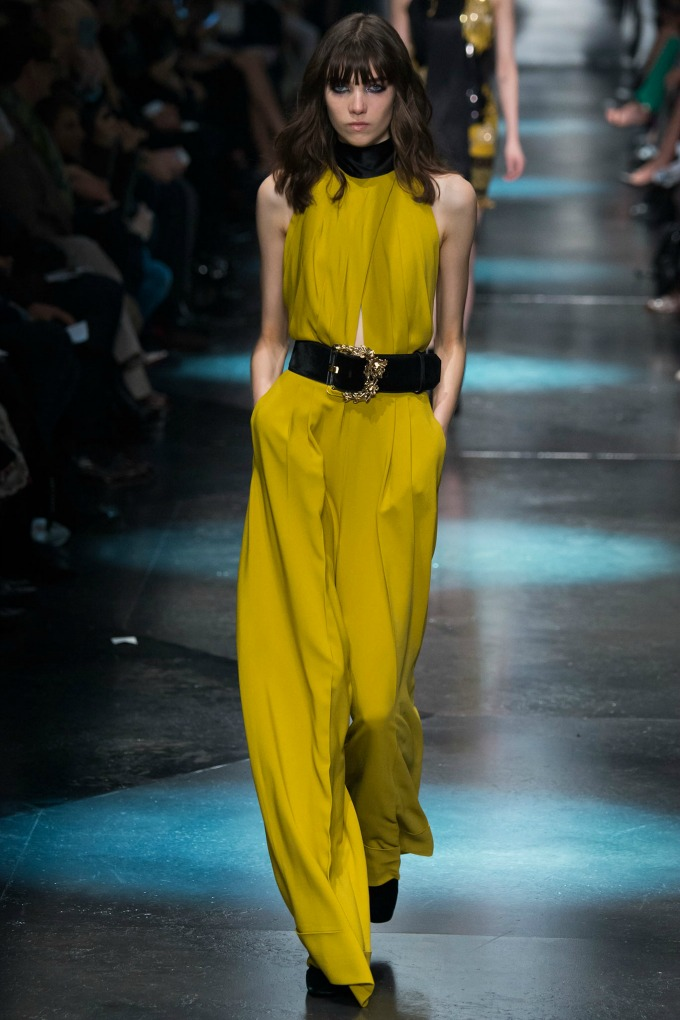 jesenja kolekcija brenda roberto cavalli 2 Nedelja mode u Milanu: Revije brendova Roberto Cavalli i Bottega Veneta