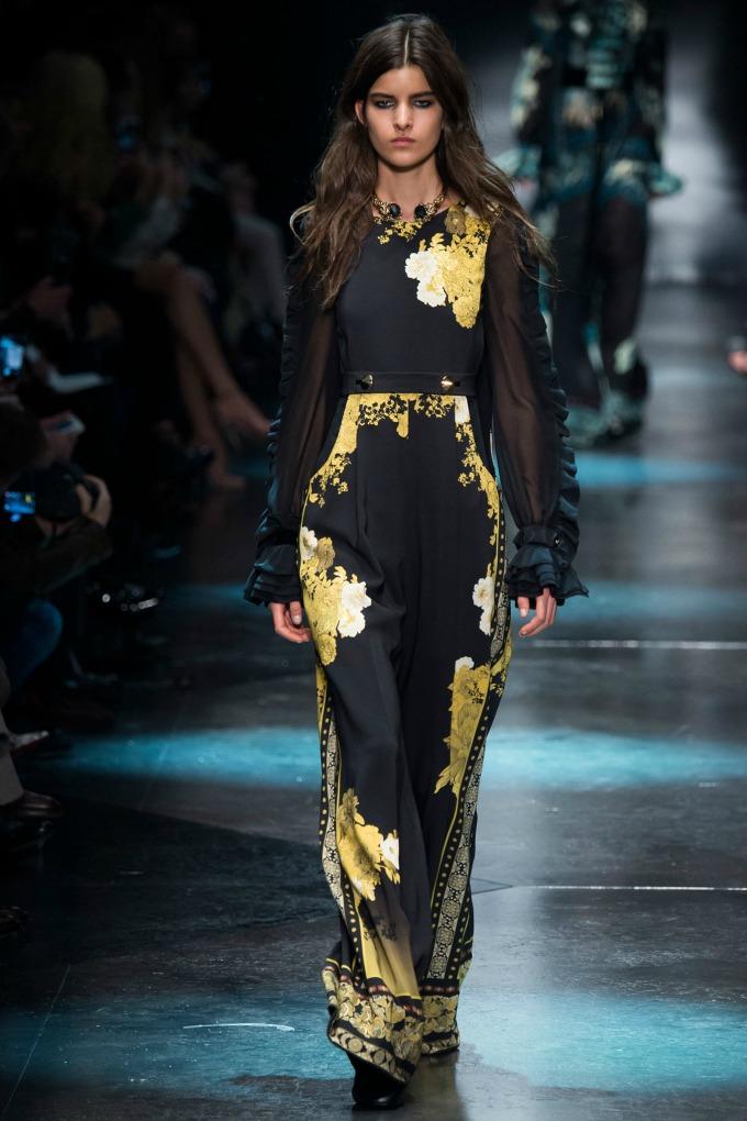jesenja kolekcija brenda roberto cavalli 3 Nedelja mode u Milanu: Revije brendova Roberto Cavalli i Bottega Veneta