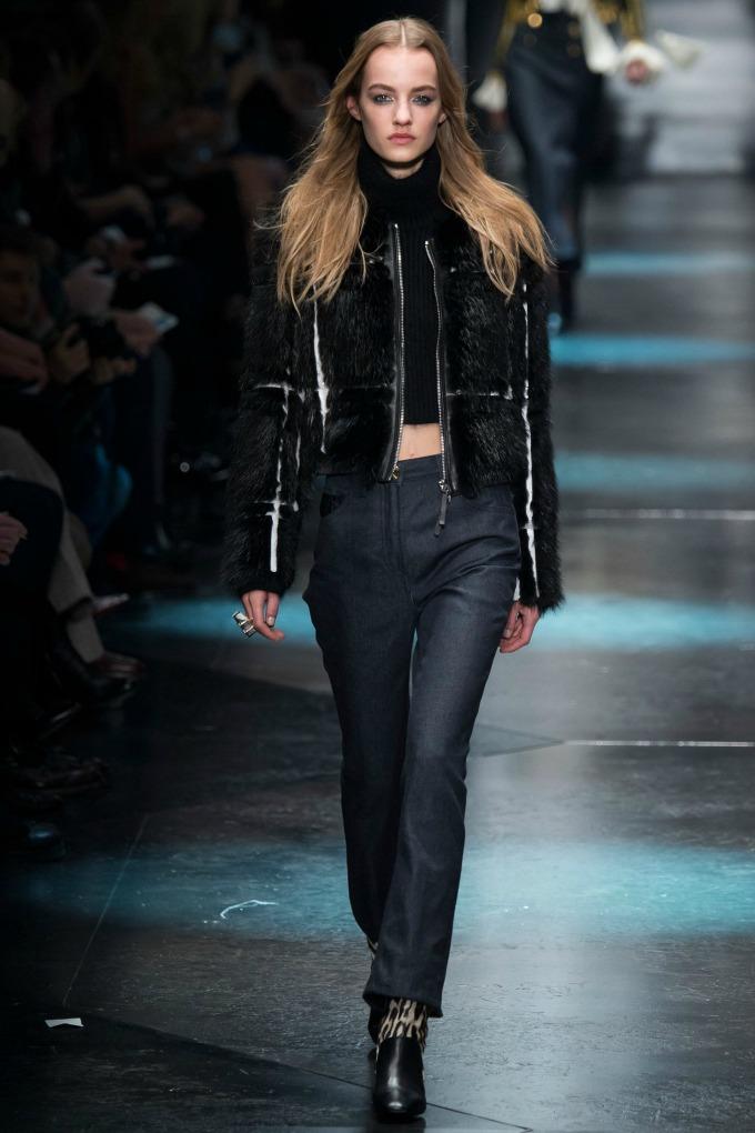 jesenja kolekcija brenda roberto cavalli 4 Nedelja mode u Milanu: Revije brendova Roberto Cavalli i Bottega Veneta