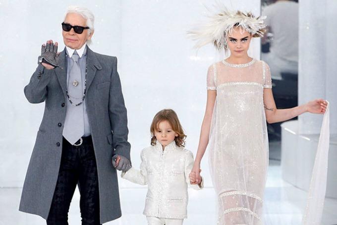 karl lagerfeld pokrece liniju odece za decu 1 Karl Lagerfeld pokreće liniju odeće za decu