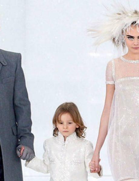 Karl Lagerfeld pokreće liniju odeće za decu