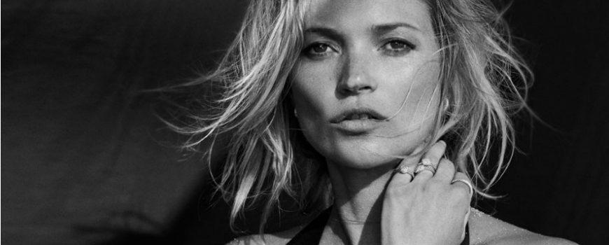 """Kejt Mos na naslovnici martovskog """"Vogue""""-a"""