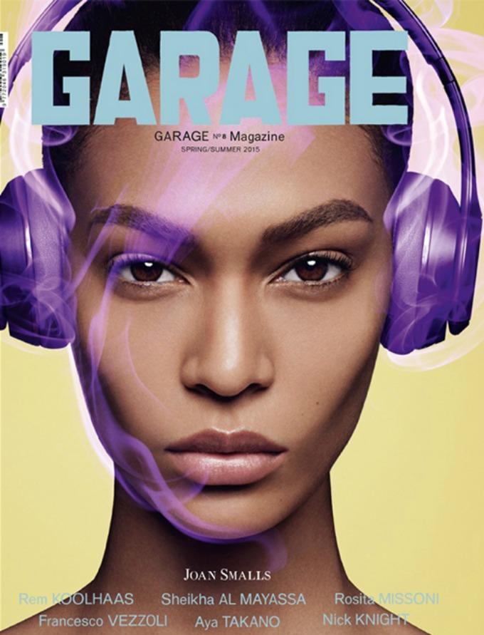kendal dzener kao tech chic 5 Kendal Džener kao tech chic na naslovnici magazina Garage